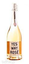 Yes Way Rose NV Sparkling Brut Rosé, France