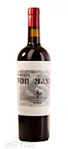 500 Manos NV Red Blend, Cariñena
