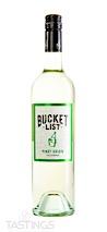 Bucket List NV  Pinot Grigio