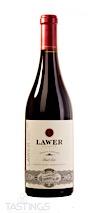 Lawer Estates 2018 Betsys Vineyard Pinot Noir