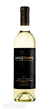 LangeTwins Family Winery and Vineyards 2019 Estate Sauvignon Blanc