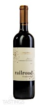 LangeTwins Family Winery and Vineyards 2017 Railroad Single Vineyard Cabernet Sauvignon