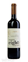 LangeTwins Family Winery and Vineyards 2017 Thirty Eight Single Vineyard Cabernet Sauvignon