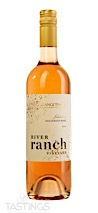 LangeTwins Family Winery and Vineyards 2019 River Ranch Rosé Aglianico