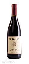 McIlroy 2019 Bembey Vineyard Pinot Noir