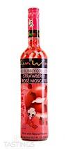 FUN WINE NV Strawberry Rosé Moscato™ European Union