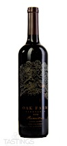 Oak Farm Vineyards 2019 Estate Grown Primitivo