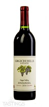Grgich Hills 2016 Estate Grown Zinfandel