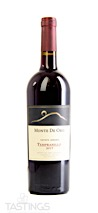 Monte De Oro 2017 Monte De Oro Vineyard Estate Grown Tempranillo