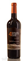 Highlands 41 2016 Estate Reserve Cabernet Sauvignon