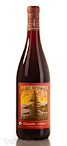 Pacific Redwood 2018 Organic Syrah