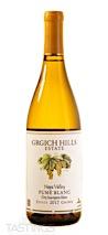 Grgich Hills 2017 Estate Grown Fumé Blanc Sauvignon Blanc