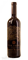 Oak Farm Vineyards 2017 Estate Grown Single Vineyard Cabernet Sauvignon