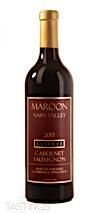Maroon Wines 2015 Maroon Vineyard Reserve Cabernet Sauvignon