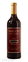 Maroon Wines 2015 Single Vineyard Merlot