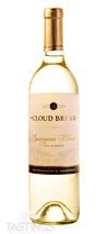 Cloud Break 2018 Winemakers Reserve Sauvignon Blanc