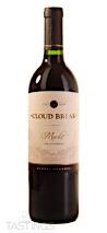 Cloud Break 2018 Barrel Reserve Merlot