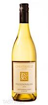 Chesterfield Cellars 2018  Sauvignon Blanc