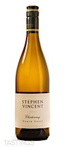 Stephen Vincent 2018 Chardonnay, North Coast