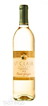 St. Clair Winery 2018 Pinot Grigio, New Mexico