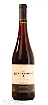 DH Lescombes 2018 Heritage Series Pinot Noir