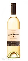 DH Lescombes 2018 Heritage Series, Pinot Gris, New Mexico