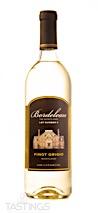 Bordeleau NV Lot Number 6 Pinot Grigio