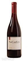 No Curfew 2018  Pinot Noir