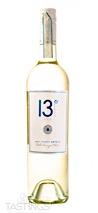 13 Celsius 2017  Pinot Grigio