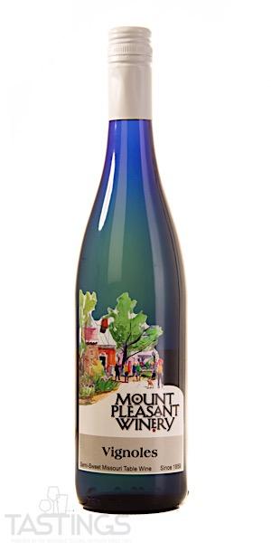 Mount Pleasant Winery