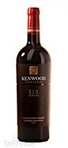 Kenwood 2017 Six Ridges Cabernet Sauvignon