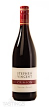 Stephen Vincent 2018 Crimson Red Blend, Zinfandel, North Coast