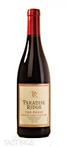 Paradise Ridge 2015 The Posse Red Blend Russian River Valley