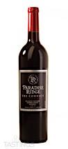 Paradise Ridge 2015 The Convict Zinfandel