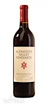 Alexander Valley Vineyards 2018 Homestead Red Blend, Alexander Valley