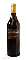 Jacob Franklin 2016 Leeds and Pesch Vineyard Petite Sirah