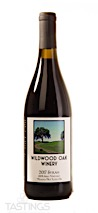 "Wildwood Oak Winery 2017 Abba Vineyard ""Mamma Mia"" Syrah"