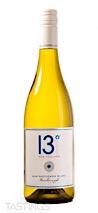 13 Celsius 2018  Sauvignon Blanc
