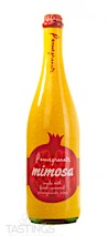 Aldi NV Pomegranate Mimosa Wine Cocktail
