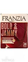 Franzia NV Bold & Jammy Cabernet Sauvignon