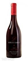 Dewitt Family 2018  Pinot Noir
