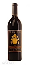 Trinitas Cellars 2014 Cabernet Francis Pelkan Ranch, Cabernet Franc, Knights Valley