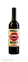 Small Mercy NV Easy Going Red Blend, Ontario