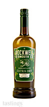 Rockwell Vermouth Co. Lot #1 Extra Dry, California