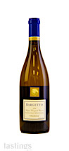 Bargetto 2019 Regan Vineyards Reserve, Chardonnay, Santa Cruz Mountains