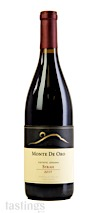 Monte De Oro 2017 Estate Grown Syrah