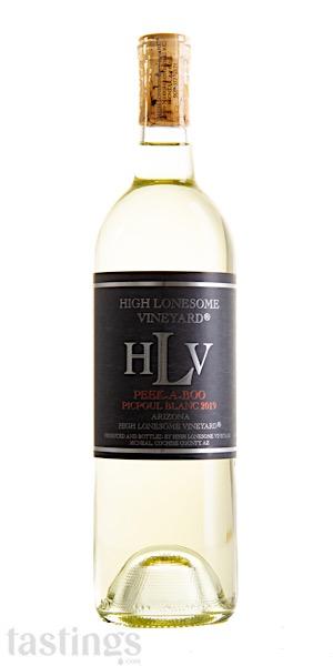 High Lonesome Vineyard