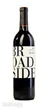 Broadside 2018  Cabernet Sauvignon