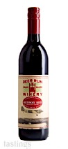 Deer Run Winery NV Runway Red Blend, Finger Lakes