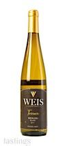 Weis Vineyards 2019 Terroir Slate Riesling
